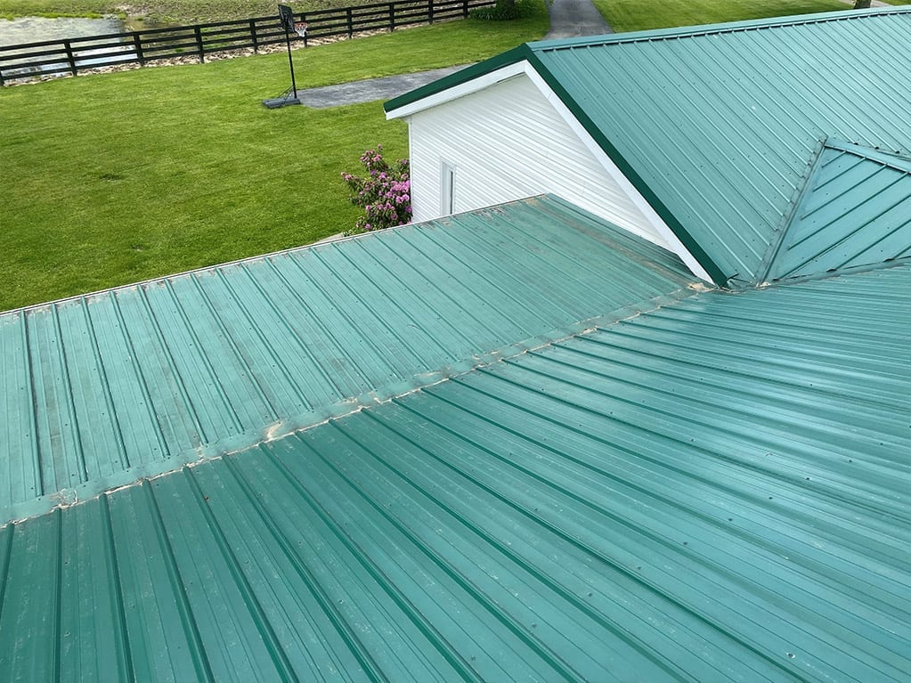 Metal Roof and Gutter Repairs and Installation