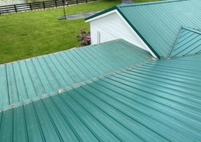 Metal Roofing and Gutter Installation
