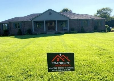 Franklin Roofing Roof Repairs - Central Kentucky